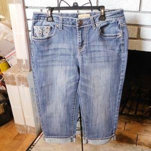 Earl jean shorts